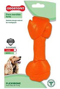 Brinquedo Odontopet Flexibone Big Bone Para Cão Até 15kg