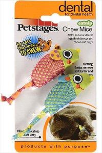 Brinquedo Petstages Catnip Crew Mice