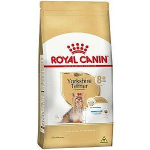 Ração Royal Canin Yorkshire 8+ 2,5Kg