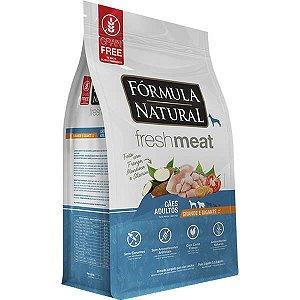 Ração Fórmula Natural Fresh Meat Cão Adulto Raça Grande e Gigante 12Kg