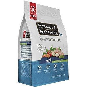 Ração Fórmula Natural Fresh Meat Cão Sênior Raça Mini e Pequena 7Kg