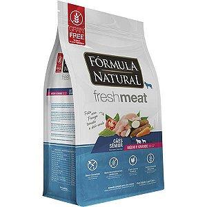 Ração Fórmula Natural Fresh Meat Cão Sênior Raça Média e Grande 2,5Kg