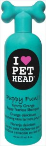 Shampoo Pet Head Puppy Fun 475Ml