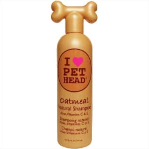 Shampoo Pet Head Oatmeal 354ML