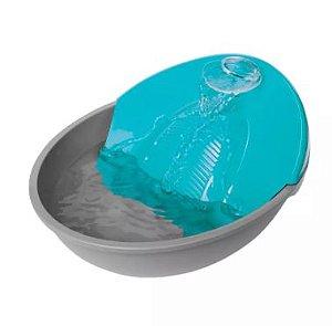 Fonte PlastPet Petit Azul Tiffany