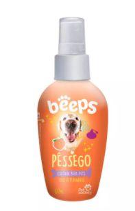Colônia Beeps Pêssego 60ML