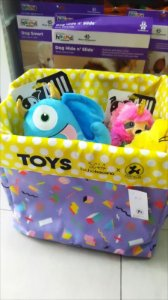 Caixa de Brinquedos Bo.Be Bicho Bacana Memphis Lilás