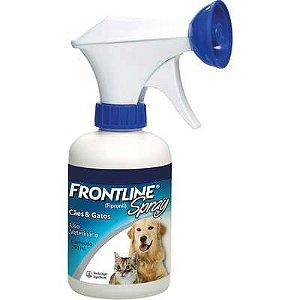 Antipulga Frontline Spray Cão/Gato 250ml