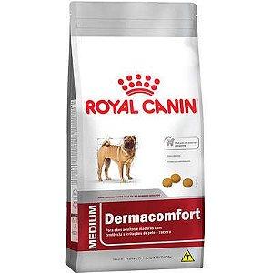 Ração Royal Canin Cão Medium Dermacomfort 10,1kg