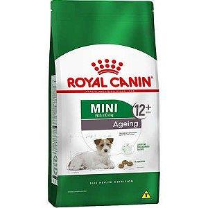Ração Royal Canin Cão Sênior Mini Ageing 12+ 1kg