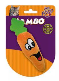 Brinquedo Jambo Food Gato Cenoura