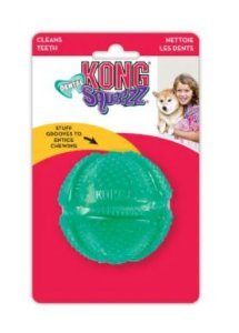 Brinquedo Kong Squeezz Dental Ball Medium