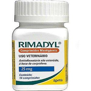 Anti-Inflamatório Rimadyl 25mg