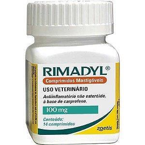 Anti-Inflamatório Rimadyl 100mg