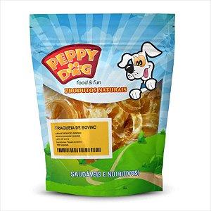 Traqueia Bovina Peppy Dog 100g