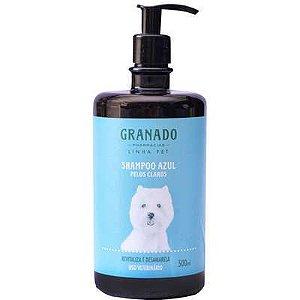 Shampoo Granado Azul 500ml