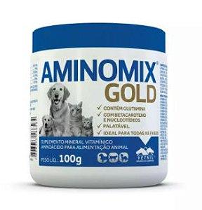 Suplemento Aminomix Gold 100g