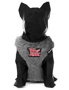 Peitoral Air FreeFaro Tom e Jerry Com Pelo P