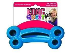 Brinquedo Interativo Kong Quest Bone Large
