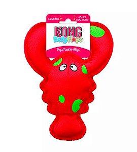 Brinquedo Pelúcia Kong Belly Flops Lobster