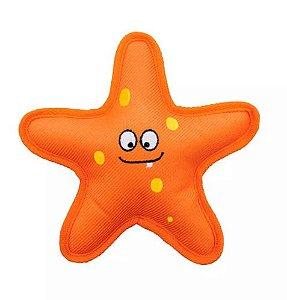 Brinquedo Pelúcia Kong Belly Flops Starfish