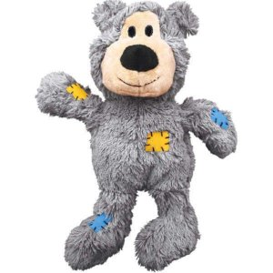 Brinquedo Pelúcia Kong Wild Knots Bear Small