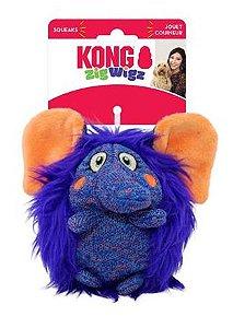 Brinquedo Pelúcia Kong Zigwigz Elephant MD