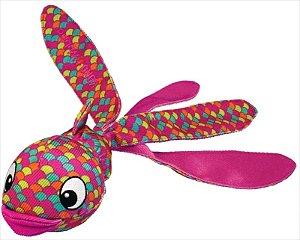 Brinquedo Kong Wubba Finz Pink Large