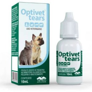 Colírio Optivet Tears 10ml