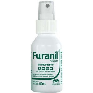 Antimicrobiano Furanil Spray 60ml