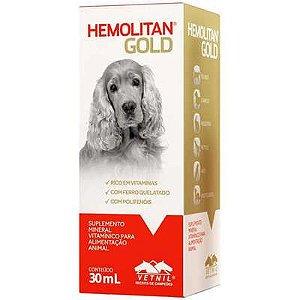 Suplemento Hemolitan Gold Gotas 30ml