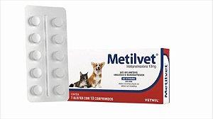 Anti-Inflamatório Metilvet 10mg