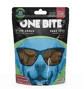 Snack One Bite Cão Steak Angus 50g
