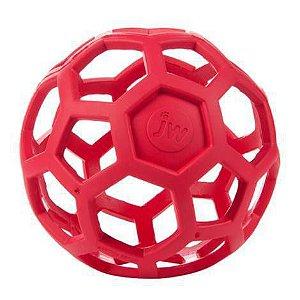 Brinquedo JW Bola Holee Roller Vermelho G