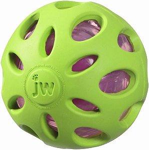 Brinquedo JW Bola Crackle Ball Verde G