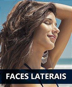 Depilação a laser Faces laterais feminino