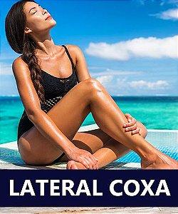 Depilação a laser Lateral coxa feminina