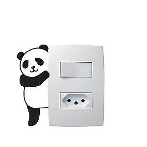 Adesivo Interruptor Panda