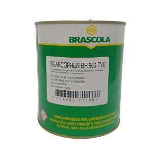 COLA BRASCOPREN BR 800 PVC 750G - valor por unidade