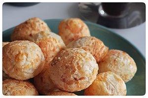 Pão de queijo Provolone da Fazenda Atalaia