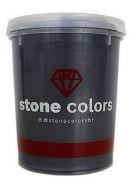 Cimento Queimado - Perolizado 1,6 kg. - COR MINÉRIO DE ONIX PEROLIZADO