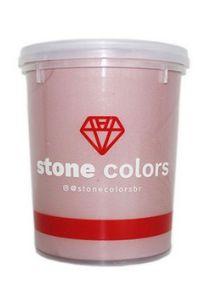 Cimento Queimado - Perolizado 1,6 kg. - COR ROSE GOLD PEROLIZADO