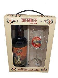 KIT Cherokee Weiss + Taça Teku 350 ml