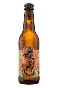 Cerveja Cherokee Catharina Sour Morango e Caju 355 ml