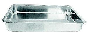 Assadeira Retangular Alta (37.3 x 26.5 x 5.5 cm) - Luz Nobre