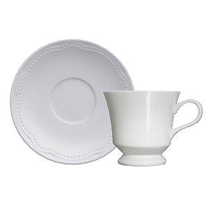 Xícara c/ Pires para chá - Cottage - Germer