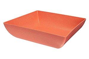 Saladeira Quadrada Coral 2,9L - Evo