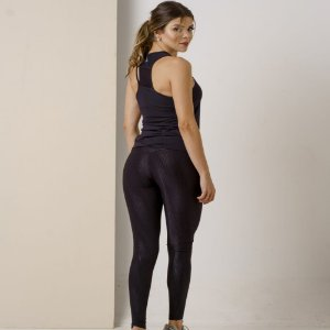 Regata Fit Preto 14052