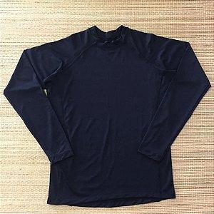 Camiseta Proteção Solar Preto 6016