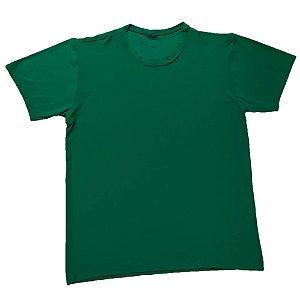 Camiseta Masculina Verde Bandeira 14010